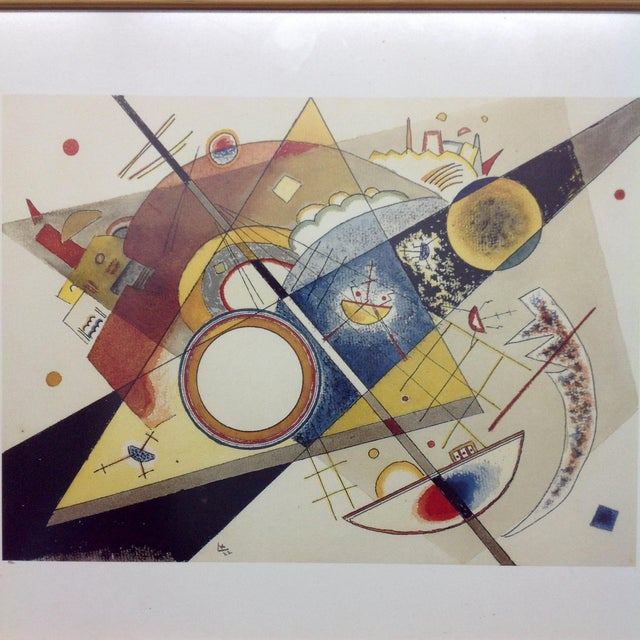 Kandinsky Lithograph by Graphique de France - Image 3 of 6