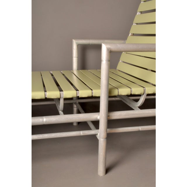 Outdoor Chaise Longue, 1960s Usa For Sale - Image 4 of 10