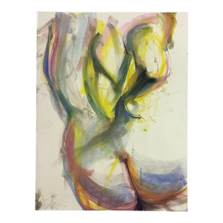 Rolando Rosler Abstract Nude #21 For Sale