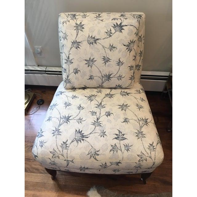 Baker Slipper Chair - Image 2 of 5