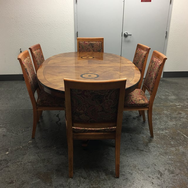 Capuan Collection Dining Set - Image 4 of 11