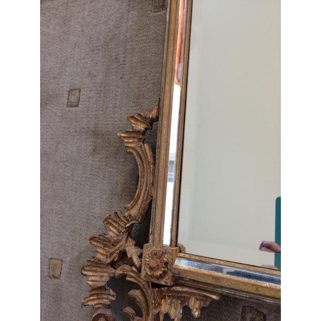 LaBarge Ornate Italian Giltwood Mirror - Image 7 of 9