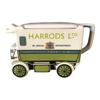 Harrods 1919 Walker Electric Can Teapot Sadler