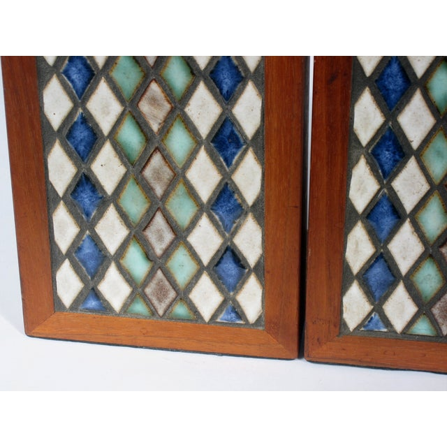 Marshall Studios Harlequin Bookends - Pair - Image 3 of 5