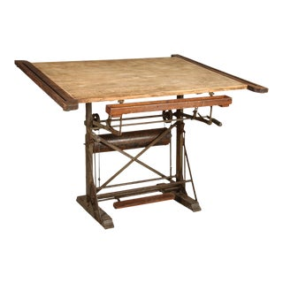 French Drafting/Writing Table #2 For Sale