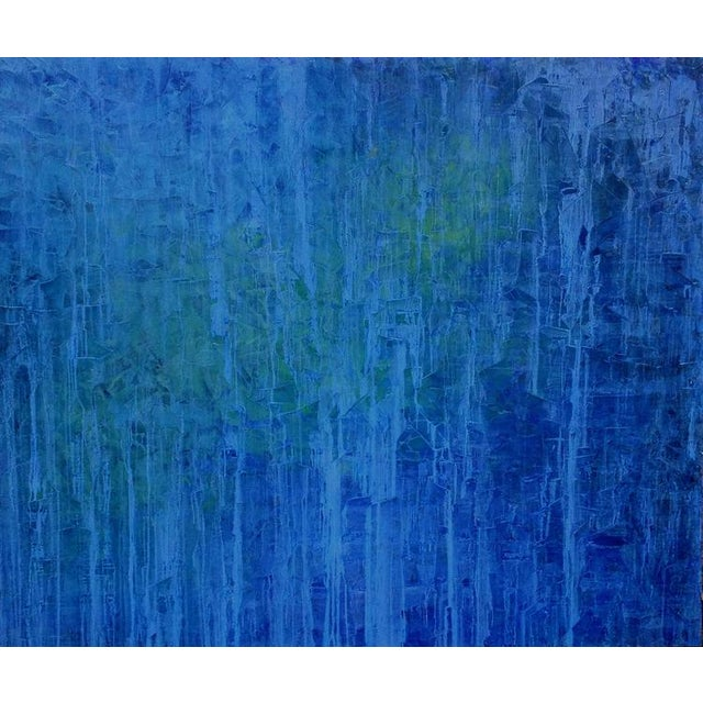 Teodora Guererra Teodora Guererra, 'Treading Water' Painting, 2014 For Sale - Image 4 of 4