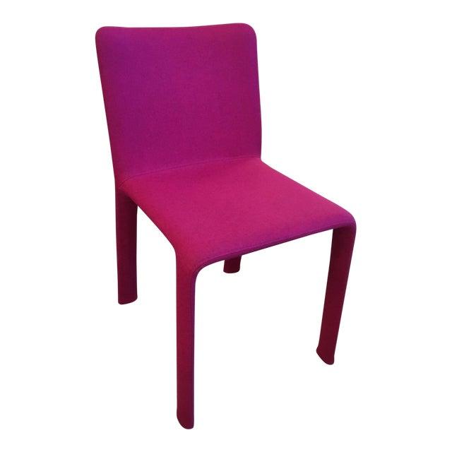 Modern Studio Bartoli Design Magenta Kristalia Joko Chair For Sale