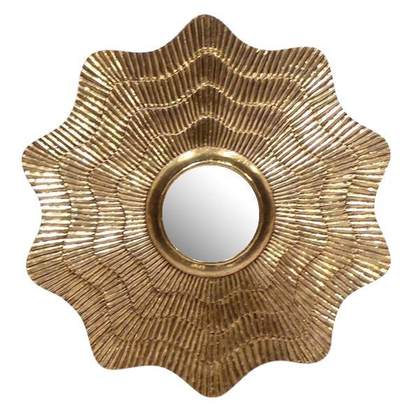 Sydney Mod Aubrey Clad Mirror - Image 1 of 2