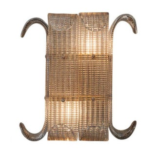 Barovier E Toso Leaves Sconces - a Pair Preview