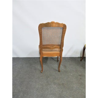 20th Century Louis XV Walnut Caned Side Chair Preview