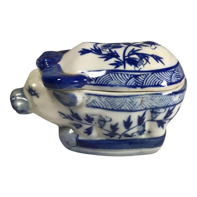 Chinese Water Buffalo Box - Image 1 of 9