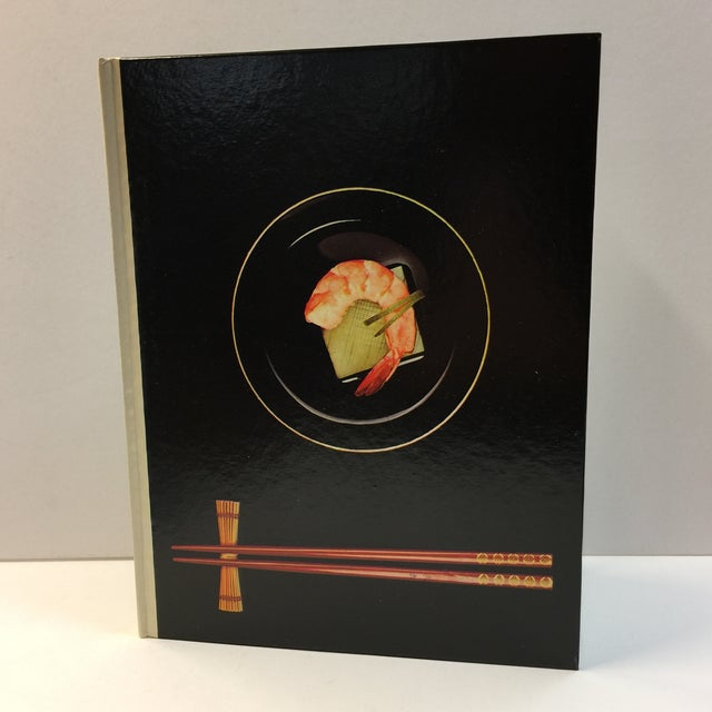 Foods of the World, The Cooking of Japan, Time Life Books, 1972. Hardcover in slipcase. Illustrated throughout in full...