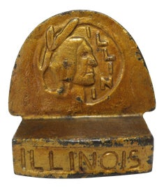 Image of Native American Doorstops