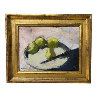 Anne Packard Custom Framed Original Painting For Sale