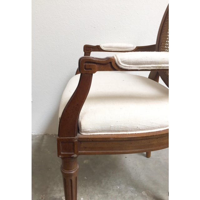 Louis XVI Style Dining Chairs- Set of 6 - Image 5 of 11