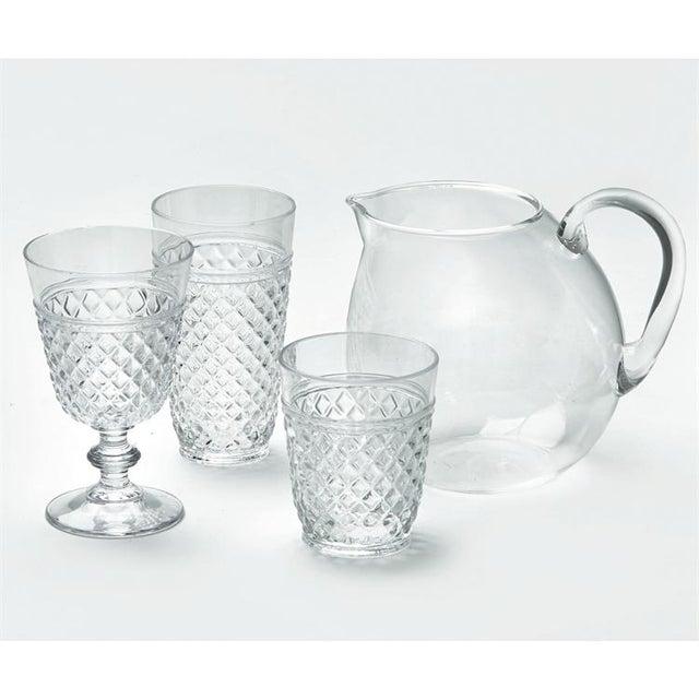 Modern Villa Acrylic Highball Glasses - Set of 6 For Sale - Image 3 of 4