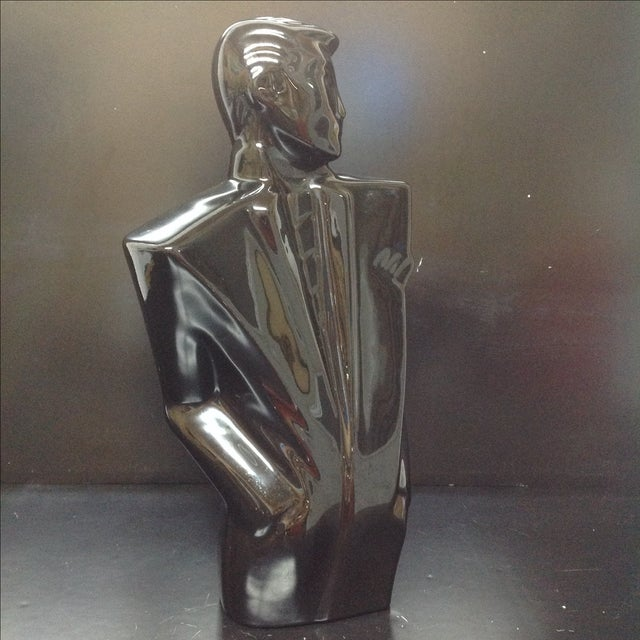 California Modernist Sculpture by Ira Bates - Image 3 of 5