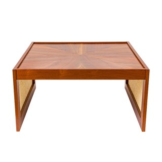 "Contemporary Ferrick Mason ""The Hutton"" Coffee Table For Sale"