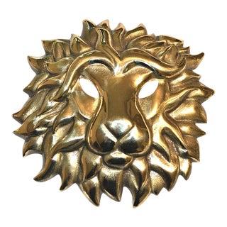 Lion Door Knocker, Michael Healy