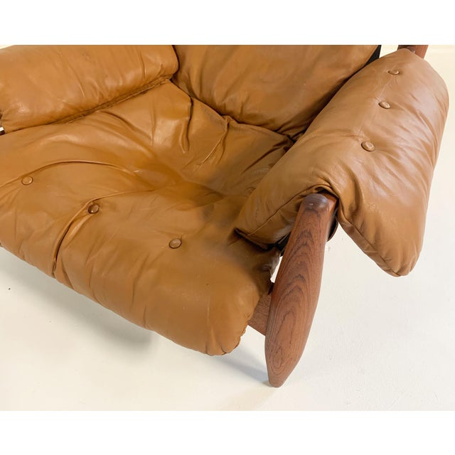 Sergio Rodrigues Sheriff Chair For Sale - Image 10 of 12