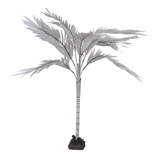 Red Palm Canvas Tree For Sale