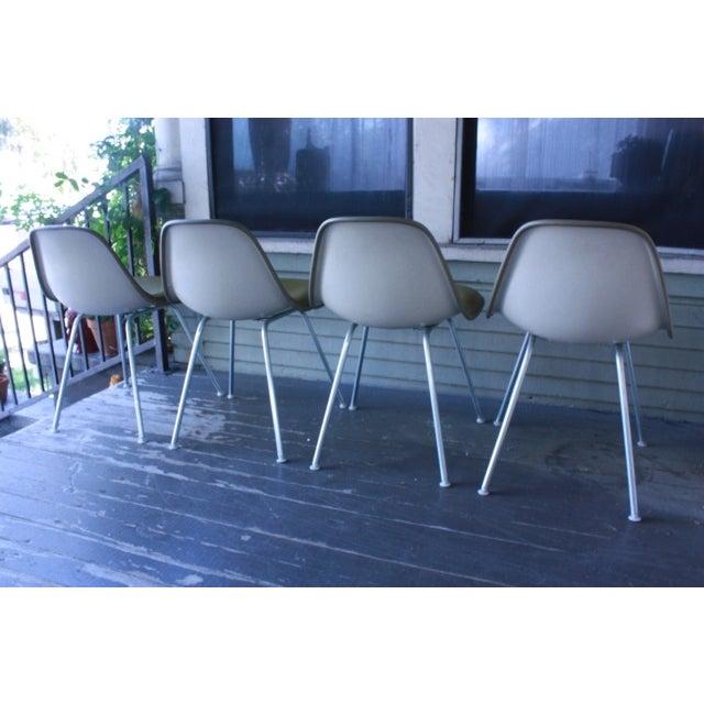 Eames La Fonda Lowback Chairs - Set of 4 - Image 11 of 11