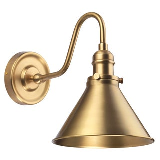 Provence Sconce Aged Brass Preview