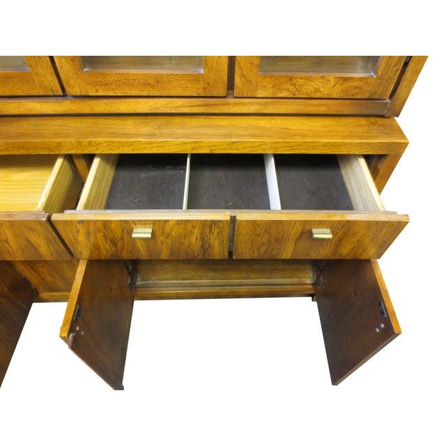 Beveled Glass China Display Cabinet - Image 5 of 7