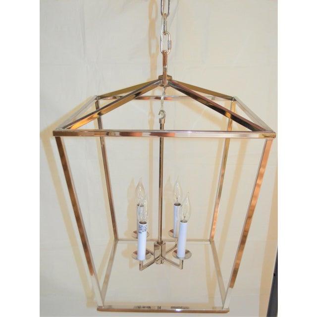 Visual Comfort Medium Darlana Lantern For Sale In Houston - Image 6 of 9