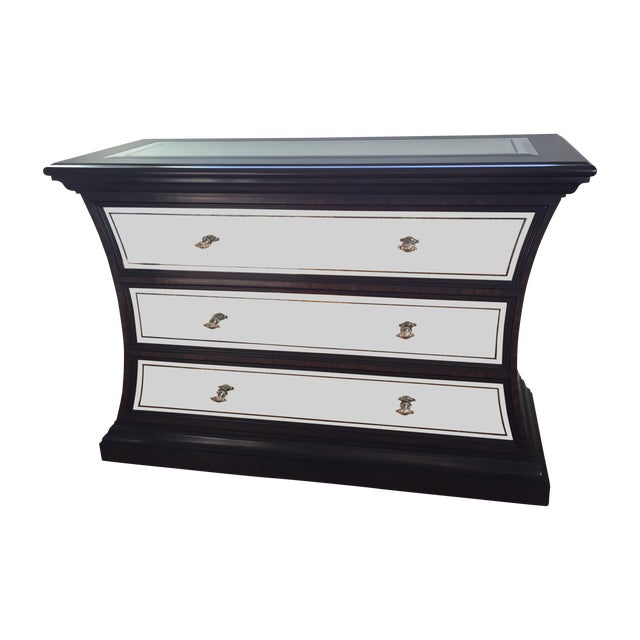 Maitland-Smith Mirrored Drawers - Set of 2 - Image 1 of 8