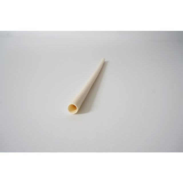 Bone Antique 1920s Jazz Age Bone Cigarette Holder For Sale - Image 7 of 7