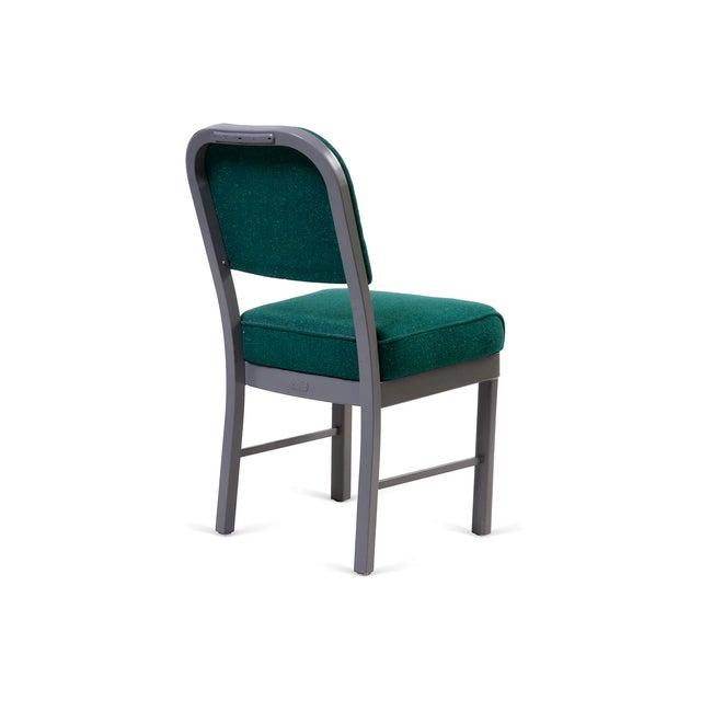 Vintage Industrial Harter Steel Chair I - Image 4 of 5