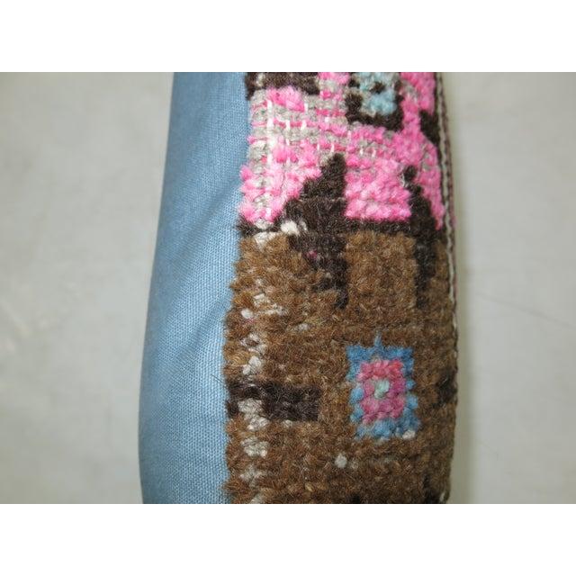Vintage Rug Fragment Pillow - Image 3 of 3