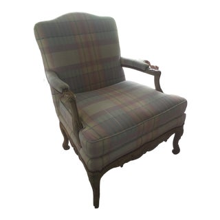 Louis Style Club Chair For Sale