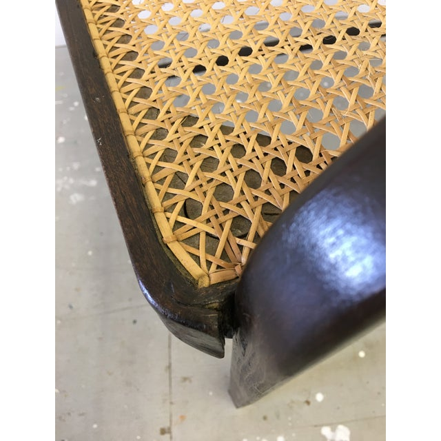 Josef Hoffmann Caned Side Chair For Sale - Image 12 of 13