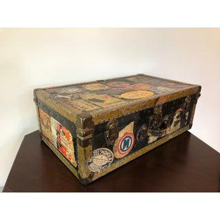 Vintage Steamer Trunk by Excelsior Preview