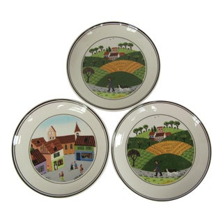 Villeroy & Boch Coasters - Set of 3 For Sale