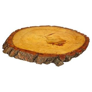 Rustic Tree Slice Table Trivet