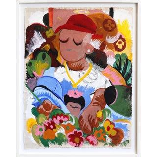 """Self Portrait"" Original Artwork by Danny Brown For Sale"
