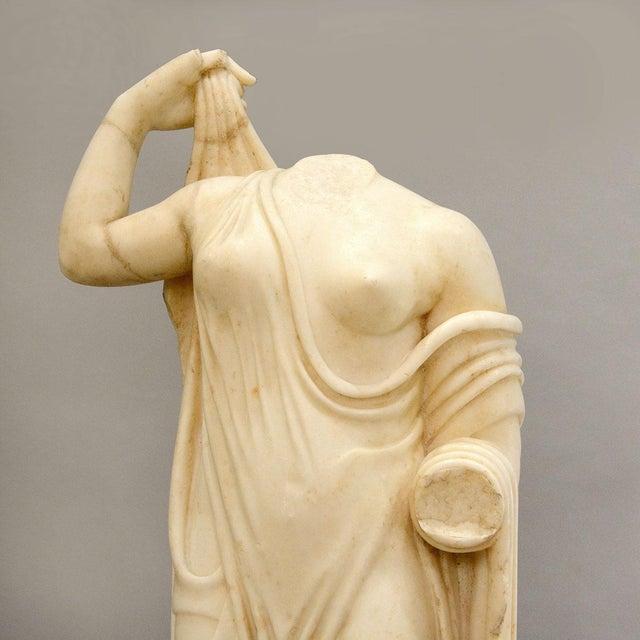 Superb Sculpture Of Aphrodite Venus Genetrix Decaso