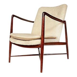 Finn Juhl Beechwood Lounge Chair