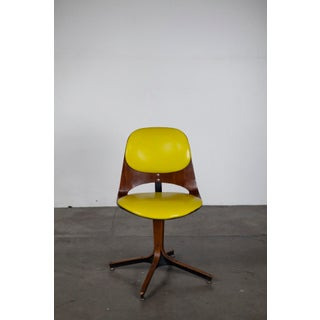 1950s Vintage Plycraft Swivel Desk Chair Preview