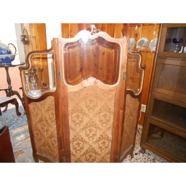 Petite French Dressing Screen For Sale - Image 4 of 10