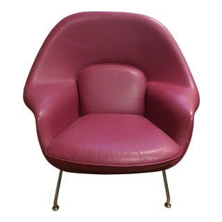Knoll Purple Womb Chair