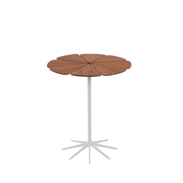 1970s Richard Schultz for Knoll Petal Side Table For Sale
