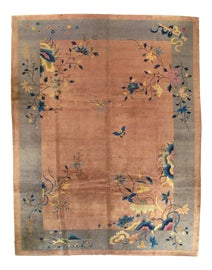 Image of Art Deco Traditional Handmade Rugs