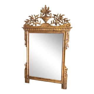 Old Hollywood Regency Cannel & Chaffin Giltwood Mirror