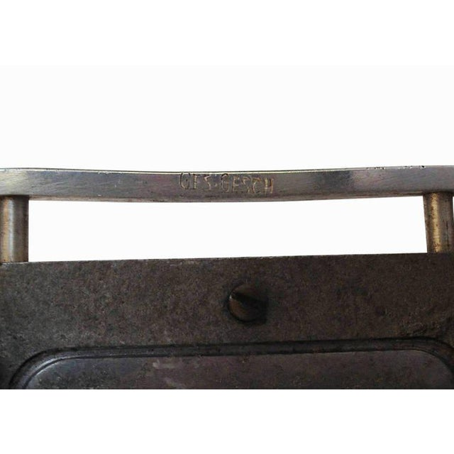 Hand Machined WWII Jeep Cigarette Case, Lighter and Ashtray Set - Image 10 of 10