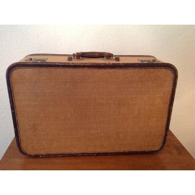 "Vintage ""Amelia Earhart"" Suit Case - Image 4 of 8"