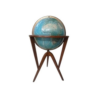Edward Wormley World Globe For Sale